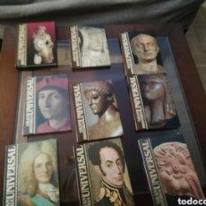 Libros: COLECCIÓN GRAN HISTORIA UNIVERSAL. 33 VOLÚMENES. 1994. Lote 177846718