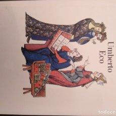 Libros: BAUDOLINO - UMBERTO ECO. Lote 179001196