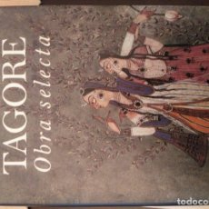 Libros: OBRA SELECTA - TAGORE. Lote 179001278