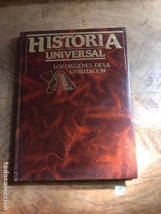 HISTORIA UNIVERSAL (Libros Nuevos - Historia - Historia Universal)