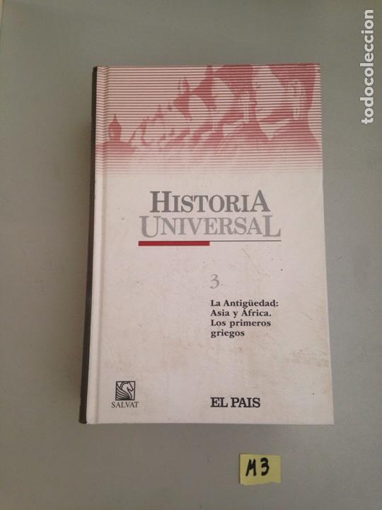 Libros: Libros de historia universal dos y tres - Foto 2 - 181157233
