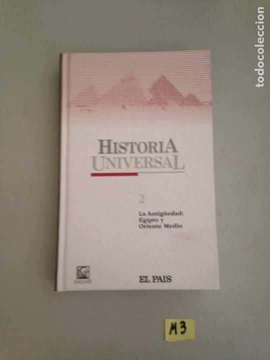 LIBROS DE HISTORIA UNIVERSAL DOS Y TRES (Libros Nuevos - Historia - Historia Universal)