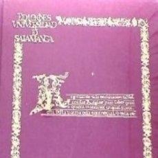 Libros: EL REGIMIENTO DE LA DECLINACIÓN DEL SOL DEL VIRREY D. ANTONIO DE MENDOZA. Lote 182500793