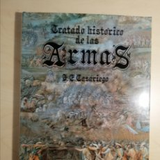 Libros: LIBRO TRATADO HISTÓRICO DE LAS ARMAS. Lote 192252867