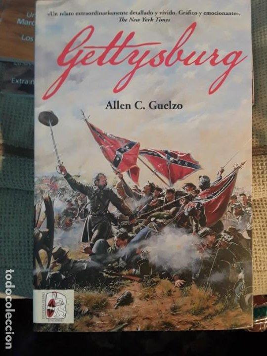 GETTYSBURG. ALLEN C GUELZO (ED. DESPERTA FERRO) (Libros Nuevos - Historia - Historia Universal)