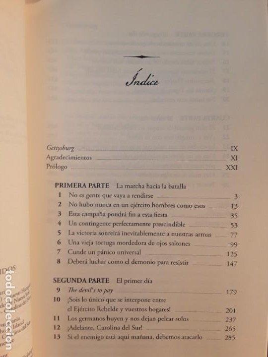 Libros: Gettysburg. Allen C Guelzo (ed. Desperta Ferro) - Foto 3 - 275960463