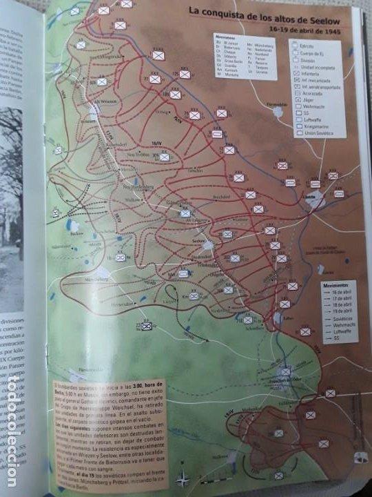 Libros: DOS O MAS REVISTAS, ENVÍO GRATIS. Desperta Ferro contemp.38. Berlín 1945 (I) la ofensiva soviética - Foto 2 - 276155423