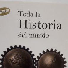 Libros: TODA LA HISTORIA DEL MUNDO. DE JEAN CLAUDE BARREAU. Lote 196385551