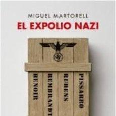 Libros: EL EXPOLIO NAZI. Lote 196487780