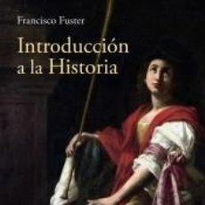 Libros: INTRODUCCIÓN A LA HISTORIA. Lote 196767408