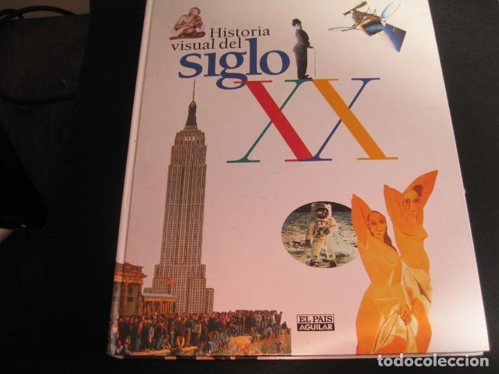 HISTORIA VISUAL DEL SIGLO XX (Libros Nuevos - Historia - Historia Universal)