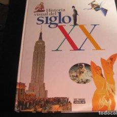 Libros: HISTORIA VISUAL DEL SIGLO XX. Lote 197384772
