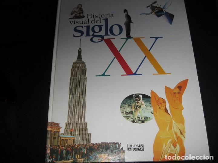 Libros: HISTORIA VISUAL DEL SIGLO XX - Foto 2 - 197384772