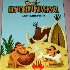 Libros: LIBRO DE LA EDITORIAL EMSE EDAPP S.L. TITULADO HISTORIA UNIVERSAL. LA PREHISTORIA. 47 PÁGINAS.. Lote 198385066