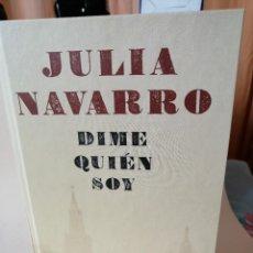 Libros: LIBRO DIME QUIEN SOY. Lote 200514370