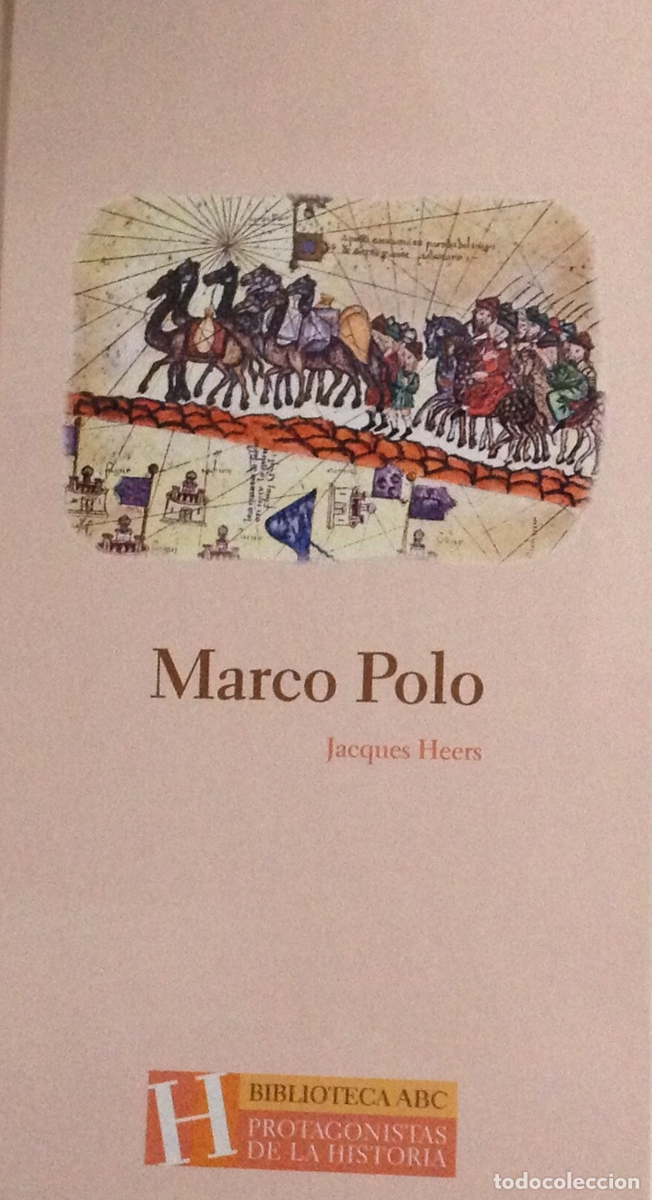 Libros: Lote 9 biografías ilustres: Cleopatra, Carlos V, Hernán Cortés, Mozart, Marco Polo, Colón, Da Vinci, - Foto 5 - 202887860