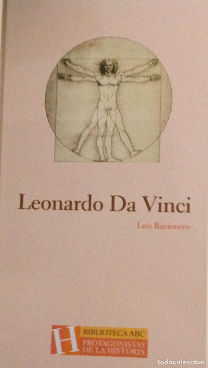 Libros: Lote 9 biografías ilustres: Cleopatra, Carlos V, Hernán Cortés, Mozart, Marco Polo, Colón, Da Vinci, - Foto 7 - 202887860