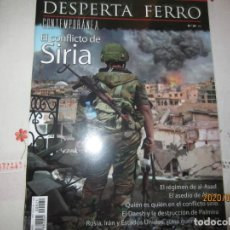 Libri: DESPERTA FERRO 29 EL CONFLICTO DE SIRIA. Lote 203488567