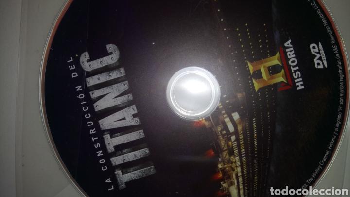 Libros: LIBRO LOS DIEZ DEL TITANIC. J. REYERO/C. MOSQUERA /N. MONTERO. EDITORIAL LID. AÑO 2012. - Foto 2 - 203756022