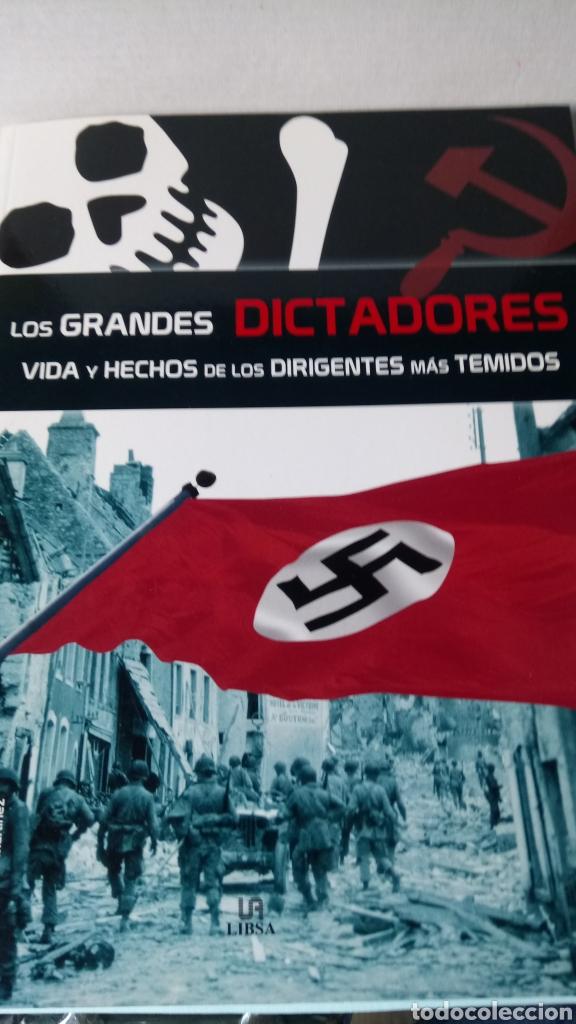 LIBRO LOS GRANDES DICTADORES. CARLA NIETO MARTÍNEZ. EDITORIAL LIBSA. AÑO 2008. (Libros Nuevos - Historia - Historia Universal)