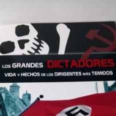 Libros: LIBRO LOS GRANDES DICTADORES. CARLA NIETO MARTÍNEZ. EDITORIAL LIBSA. AÑO 2008.. Lote 203863665