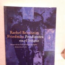 Libros: PENDIENTES EN EL SOTANO. Lote 204282616