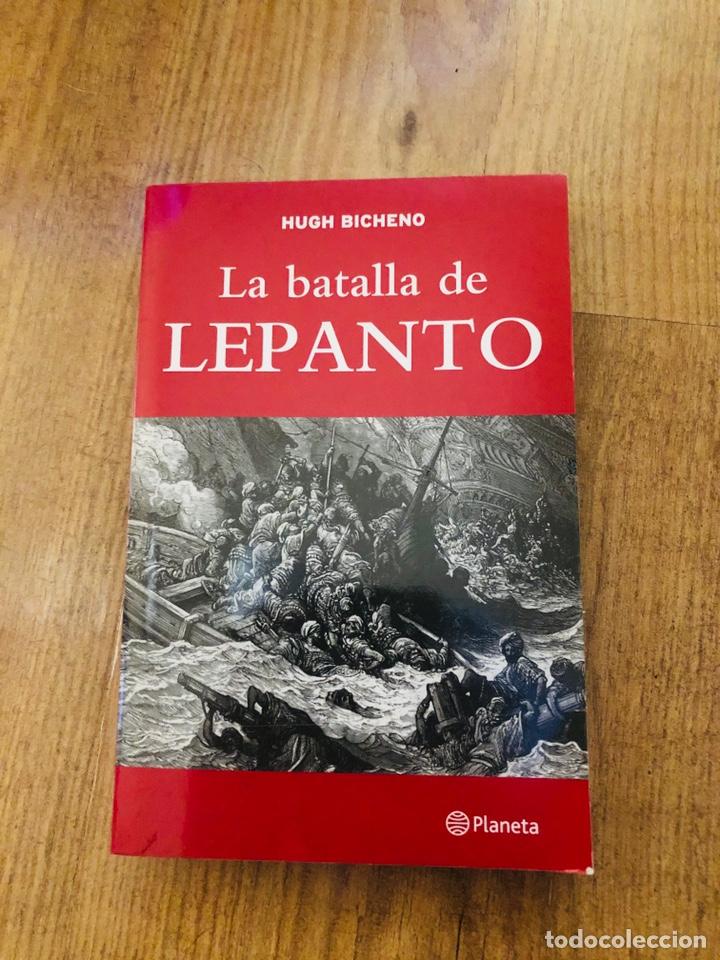 LA BATALLA DE LEPANTO HUGH BICHENO (Libros Nuevos - Historia - Historia Universal)