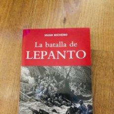 Libros: LA BATALLA DE LEPANTO HUGH BICHENO. Lote 205350246
