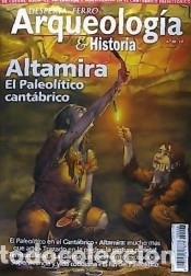 DESPERTA FERRO ARQUEOLOGOA Nº28. ALTAMIRA PALEOLITICO CANTABRICO (Libros Nuevos - Historia - Historia Universal)