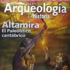 Libros: DESPERTA FERRO ARQUEOLOGOA Nº28. ALTAMIRA PALEOLITICO CANTABRICO. Lote 206209038