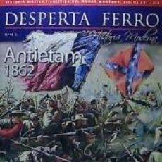 Libros: DESPERTA FERRO MODERNA Nº43. ANTIETAM 1862. Lote 206209046