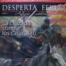 Libri: DESPERTA FERRO Nº56 LA CRUZADA CONTRA LOS CÁTAROS (I): 1209-1215. Lote 206257091