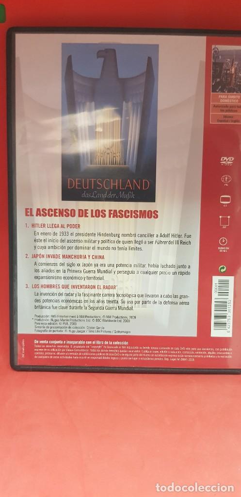 Libros: DVD+ LIBRO 01-EL ASCENSO DE LOS FASCISMOS-II GUERRA MUNDIAL-LAS IMAGENES DEFINITIVAS - Foto 4 - 206278626