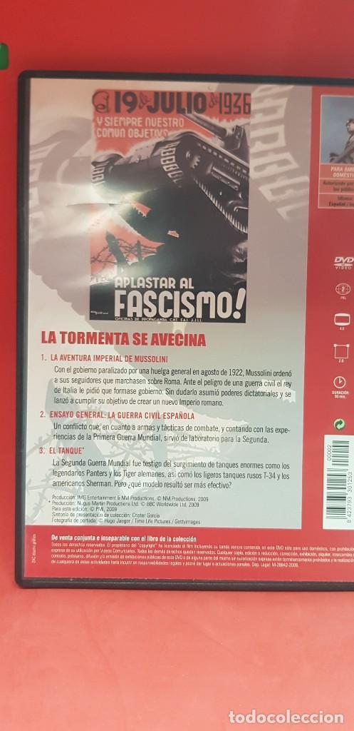 Libros: (DVD+ LIBRO 02) LA TORMENTA SE AVECINA -HITLER APLASTA POLONIA- II GUERRA MUNDIAL - Foto 3 - 206278860