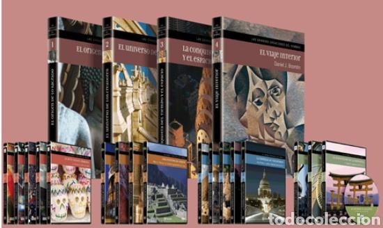 LAS GRANDES CREACCIONES DEL HOMBRE (Libros Nuevos - Historia - Historia Universal)