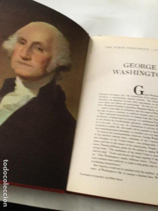 Libros: The american heritage- pres. & famous americans -1967- 11 vol. (90 pag. C/u.)- sòlo falta num.11 - Foto 4 - 207812527