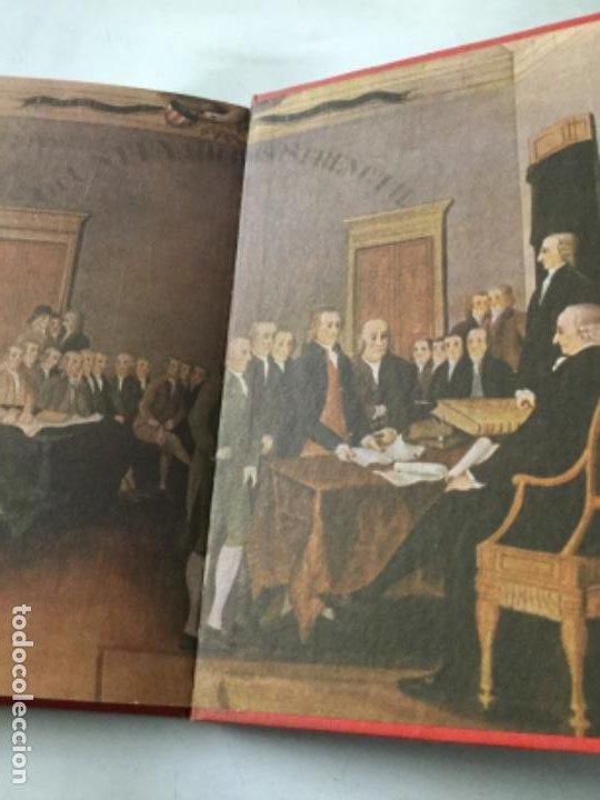 Libros: The american heritage- pres. & famous americans -1967- 11 vol. (90 pag. C/u.)- sòlo falta num.11 - Foto 5 - 207812527