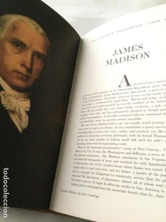 Libros: The american heritage- pres. & famous americans -1967- 11 vol. (90 pag. C/u.)- sòlo falta num.11 - Foto 10 - 207812527