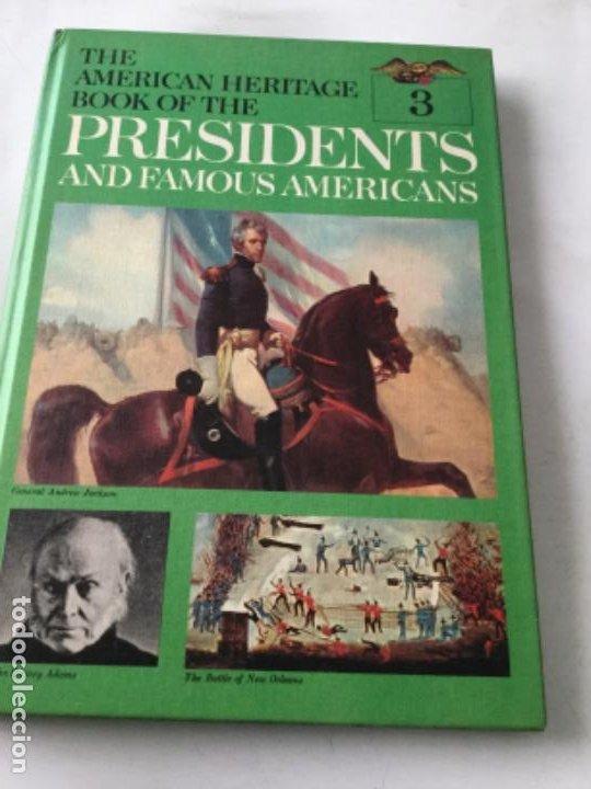Libros: The american heritage- pres. & famous americans -1967- 11 vol. (90 pag. C/u.)- sòlo falta num.11 - Foto 13 - 207812527