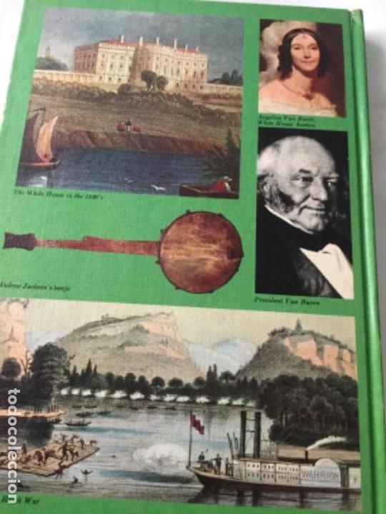 Libros: The american heritage- pres. & famous americans -1967- 11 vol. (90 pag. C/u.)- sòlo falta num.11 - Foto 17 - 207812527