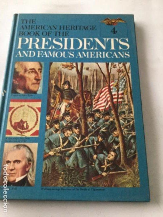 Libros: The american heritage- pres. & famous americans -1967- 11 vol. (90 pag. C/u.)- sòlo falta num.11 - Foto 18 - 207812527