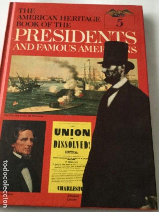 Libros: The american heritage- pres. & famous americans -1967- 11 vol. (90 pag. C/u.)- sòlo falta num.11 - Foto 21 - 207812527