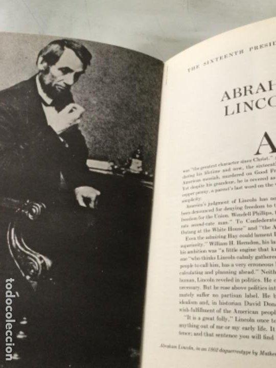 Libros: The american heritage- pres. & famous americans -1967- 11 vol. (90 pag. C/u.)- sòlo falta num.11 - Foto 23 - 207812527