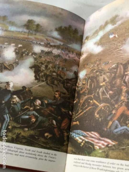 Libros: The american heritage- pres. & famous americans -1967- 11 vol. (90 pag. C/u.)- sòlo falta num.11 - Foto 24 - 207812527