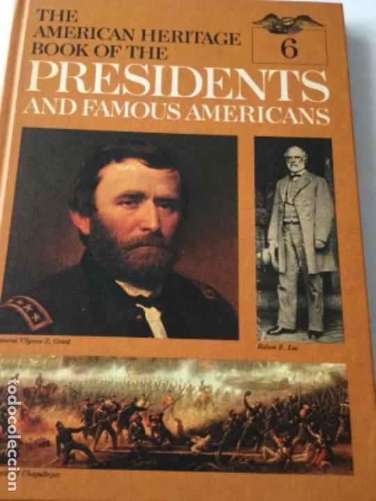 Libros: The american heritage- pres. & famous americans -1967- 11 vol. (90 pag. C/u.)- sòlo falta num.11 - Foto 26 - 207812527