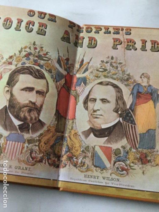 Libros: The american heritage- pres. & famous americans -1967- 11 vol. (90 pag. C/u.)- sòlo falta num.11 - Foto 29 - 207812527