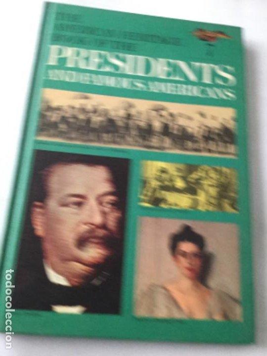 Libros: The american heritage- pres. & famous americans -1967- 11 vol. (90 pag. C/u.)- sòlo falta num.11 - Foto 31 - 207812527