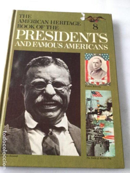 Libros: The american heritage- pres. & famous americans -1967- 11 vol. (90 pag. C/u.)- sòlo falta num.11 - Foto 34 - 207812527