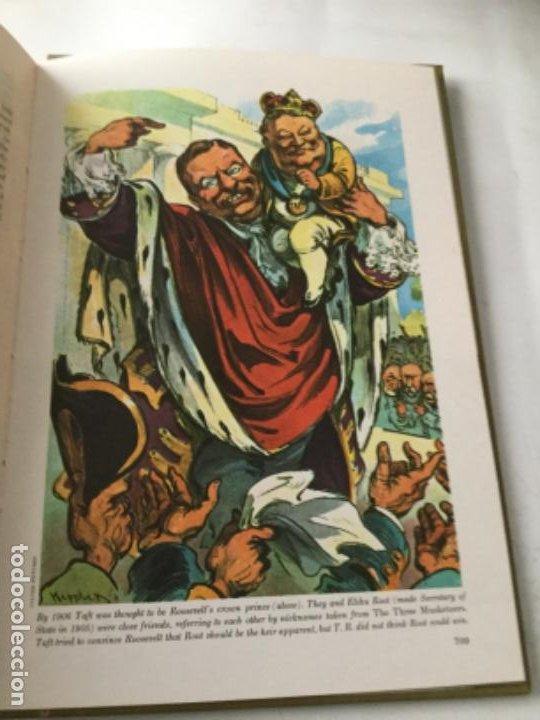 Libros: The american heritage- pres. & famous americans -1967- 11 vol. (90 pag. C/u.)- sòlo falta num.11 - Foto 37 - 207812527