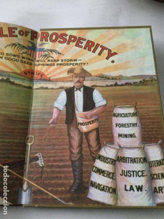 Libros: The american heritage- pres. & famous americans -1967- 11 vol. (90 pag. C/u.)- sòlo falta num.11 - Foto 38 - 207812527